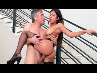 Autumn falls - autumn cums uncontrollably from a hard dick lashing