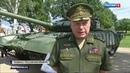 Вести в 2000 • Российские экипажи лидируют в танковом биатлоне на АрМИ-2017