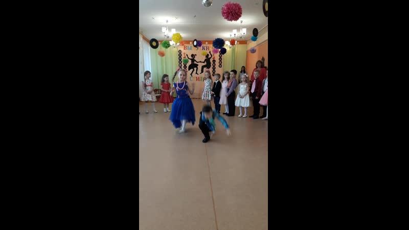 Танец селфи выпускной 2019