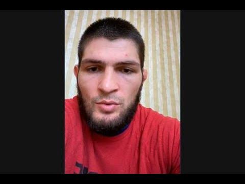срочные новости от Хабиба в прямом эфире Инстаграм Тони ищут нового соперника Хабиб в Дагестане