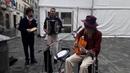Spectacular! Street jam with Antonio and Igor from Sao Paulo Stop Breaking Down