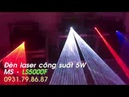 Đèn laser 5000mw Đèn laser công suất cao siêu mạnh 5w