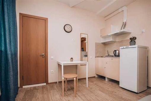 снять квартиру-студию на длительный срок проспект Никольский 78