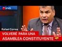 Rafael Correa- TODO EL GOBIERNO ES COMPLETAMENTE MEDIOCRE Y CORRUPTOS 🦹🏻♂️💥🤛😡🚨