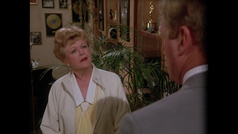 Она написала убийство HD 1 сезон 20 серия Murder She Wrote S01 E20 Murder At The Oasis 1985