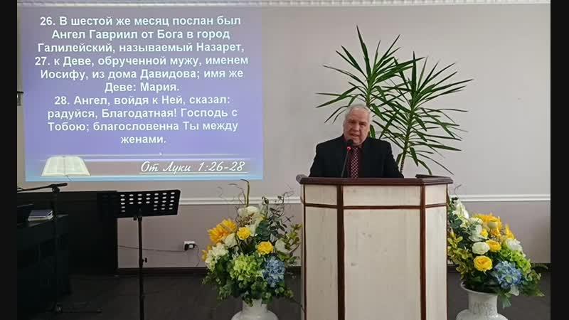 Поздравление Калиничев Н. Г.