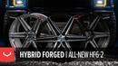 Vossen HF6-2 Wheel   Hybrid Forged 6-Lug Truck SUV Wheel