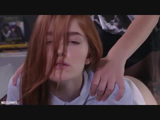 [straplessdildo] jia lissa, lulya topping the first time