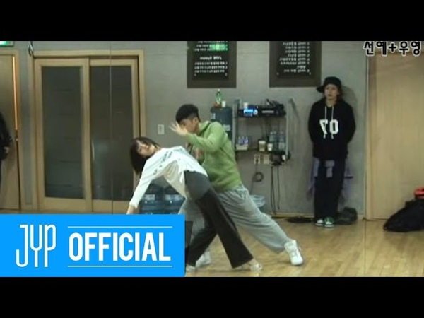 [Undisclosed Clip] Wonder Girls 2PM Nobody Tango ver. for MKMF 3