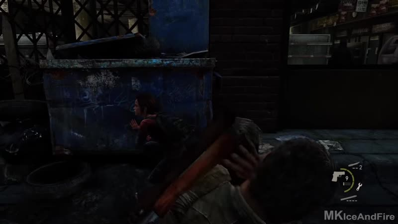 [MKIceAndFire] The Last Of Us Remastered Walkthrough Part 8 [1080p HD] (HARD) - No Commentary