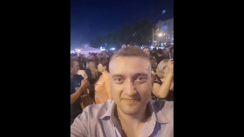 Александр Гаус Live