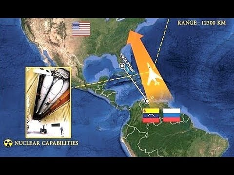 Не зря русские лебеди прилетели в Венесуэлу! Мадуро готов предъявить США ультматум! Срочно!