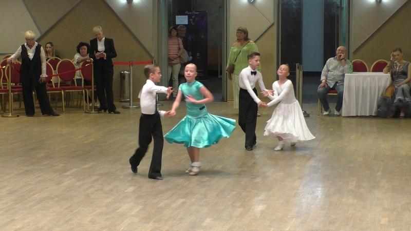 Бальные танцы Финал Рубма 🔥 Дети 2 Д кл Виват Екатеринбург 2019
