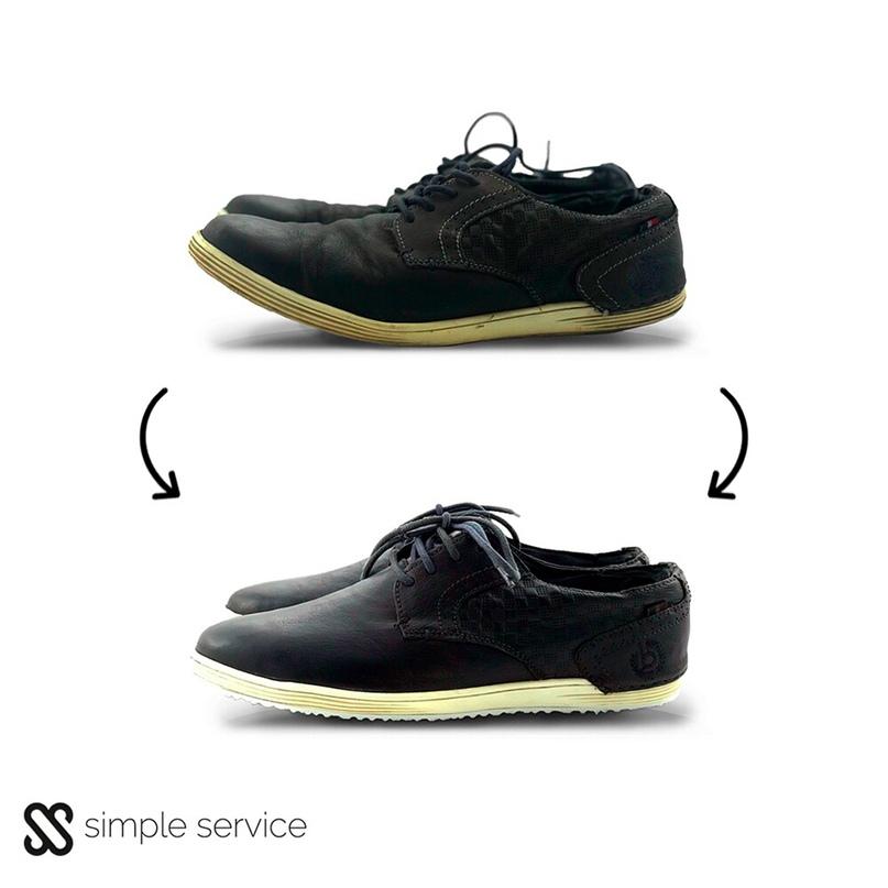 Кейс Instagram: Заявки для сервиса ремонта обуви в Мск, изображение №7