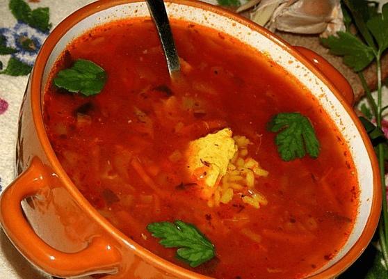 Самые вкусные супы — топ 10