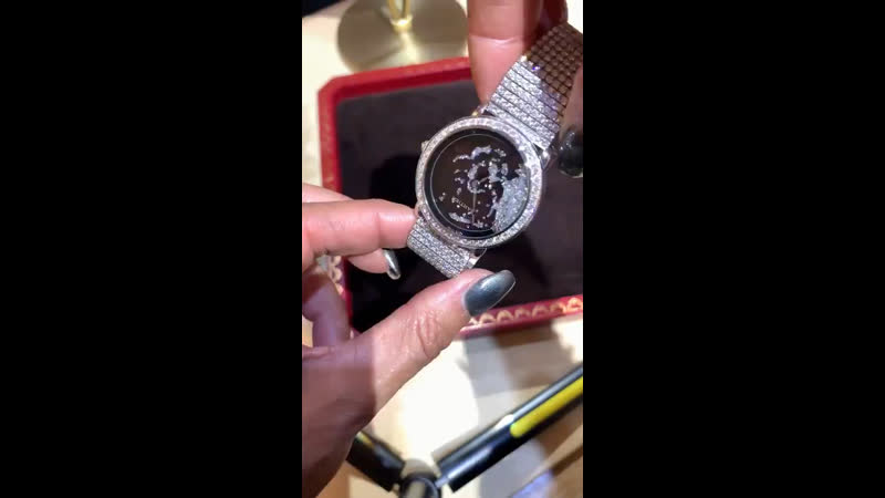 Часы Пантера от Cartier