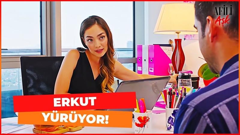 Erkut Ceyda'ya Yürürse Afili Aşk 11 Bölüm