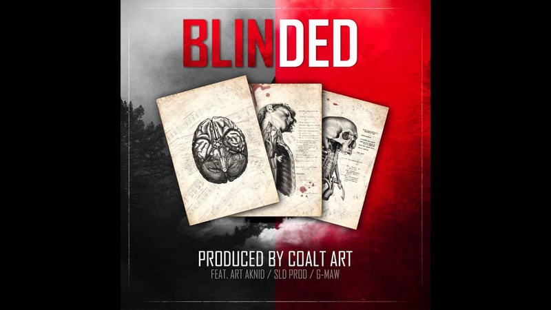 ART AKNID 11 Lonely Album Blinded 2016