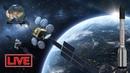 LIVE ILS Proton M rocket launches Eutelsat 5 West B MEV 1 satellites