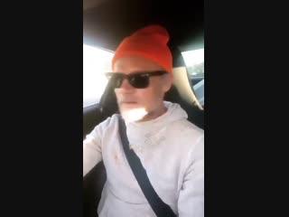 Flea слушает playboi carti