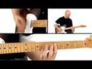 Funk Rhythm Guitar Lesson - 15 Control Freak - Oz Noy