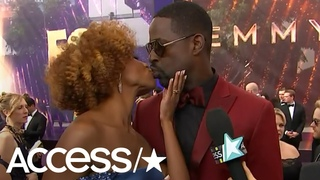Sterling K. Brown Dishes On 'A Newfound Respect' For His Wife Ryan Michelle Bathe