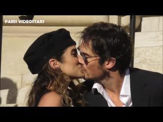 Video ian somerhalder  nikki reed in love in paris fashion week 2 july 2019