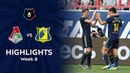Highlights Lokomotiv vs FC Rostov (1-2)