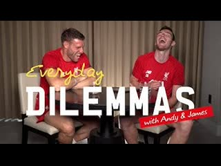 Everyday dilemmas ii milner and robertson | pineapple on pizza, meal deals & chicken or the egg?