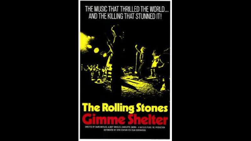The Rolling Stones Sympathy for the Devil iLive at Altamont Concert 1969
