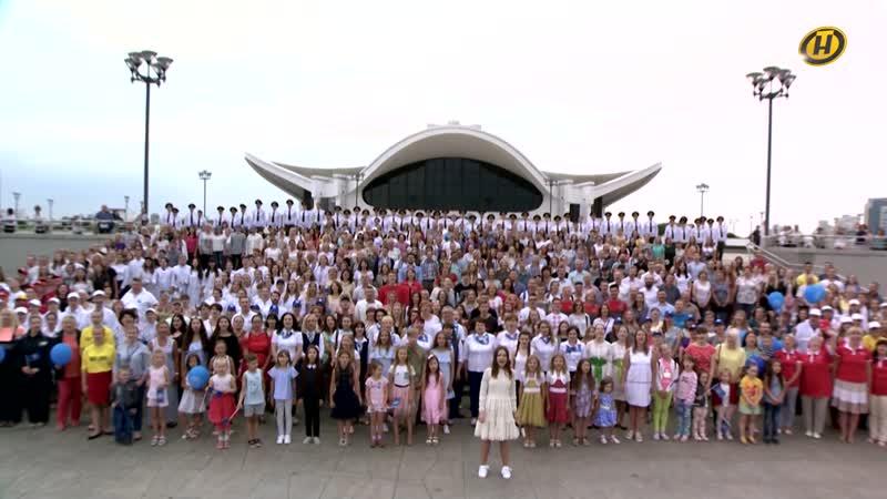 ОНТ HD (30.08.2019) Конец эфира