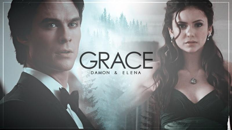Damon Elena   Grace [ 3]