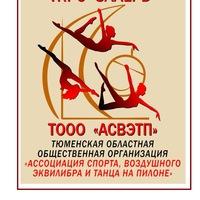Логотип АССОЦИАЦИЯ СПОРТА И СПОРТИВНОЙ ГИМНАСТИКИ