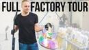 Aristides Instruments Factory Tour 2019