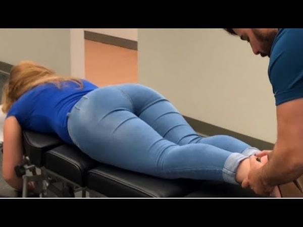 Pregnancy Chiropractic Adjustment Week 8 First Trimester