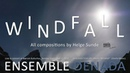 ENSEMBLE DENADA, Moosic from the album Windfall (Ozella Music)