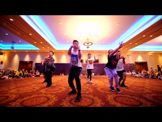 Nails Hair Hips Heels feat Madison Cubbage - Todrick Hall  Brian Friedman Choreography  Asia Camp