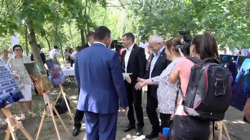 LIVE: День демократии и национального единства в Чадыр-Лунге