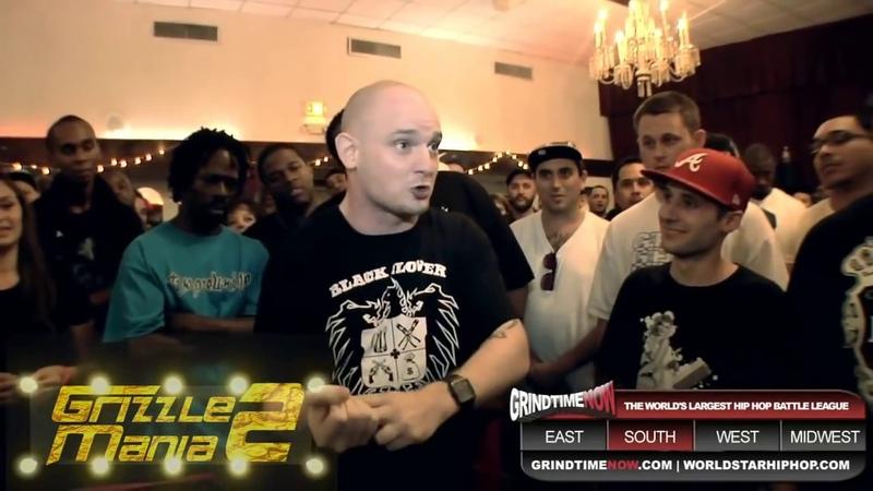 GTN Rap Battle- Mac Lethal vs Dirtbag Dan