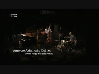 Ambrose Akinmusire Quintet - Live at Porgy and Bess Vienna 2012