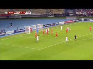 Goal piatek! - - piatek gives poland the lead after only a few minutes coming off the bench. - -