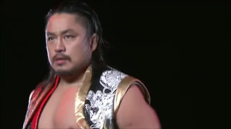 Katsuyori Shibata vs Hirooki Goto (NJPW Dominion 6.22, 2013)