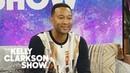John Legend Defends Himself As A Good Instagram Husband | The Kelly Clarkson Show