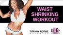 Tiffany Rothe's Waist Shrinking Workout Indian belly dance