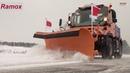 Bucher Municipal - Snow plough Unimog U 218