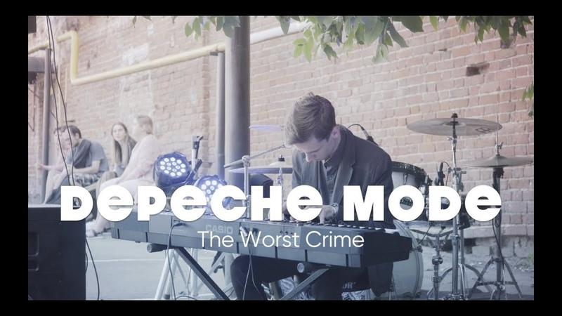 DEPECHE MODE The Worst Crime lensky piano live cover