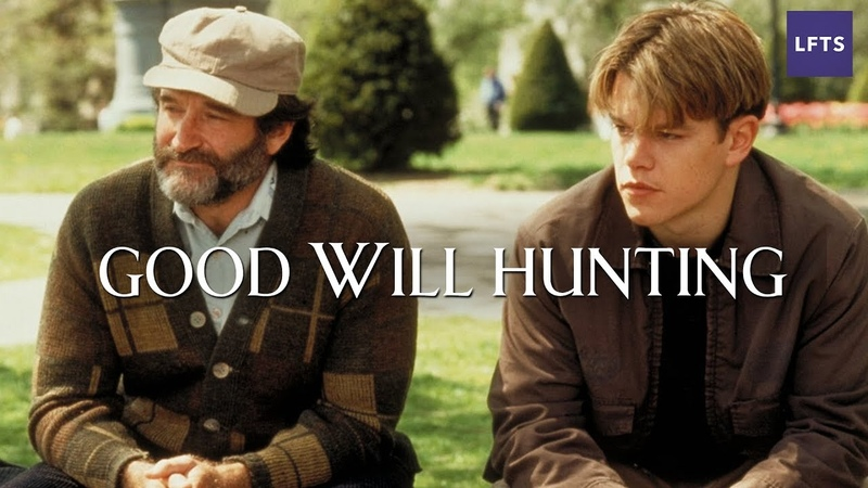 Good Will Hunting The Psychology of Character