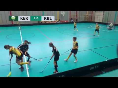 ELVI florbola līga: FK Ķekava - Ķekavas Bulldogs (28.10.2018)