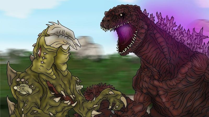 Кинг Конг против Годзиллы 18 / King Kong vs. Godzilla 18 - Shin Godzilla: Rebirth