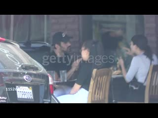 Nyle dimarco joins a friend for lunch in beverly hills in celebrity sightings in los angeles, 05/29/2019